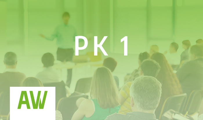 Gefahrgut Personalkategorie PK 1
