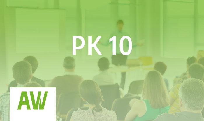 Gefahrgut Personalkategorie PK 10