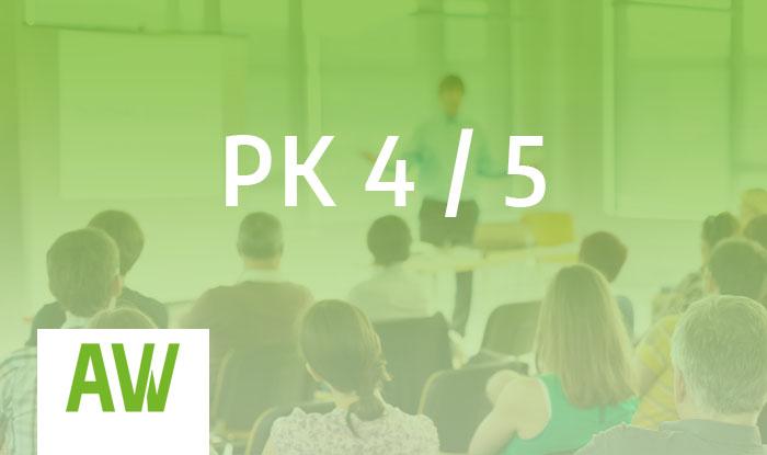 Gefahrgut Personalkategorie PK 4 5