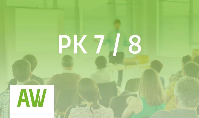 Gefahrgut Personalkategorie PK 7 8