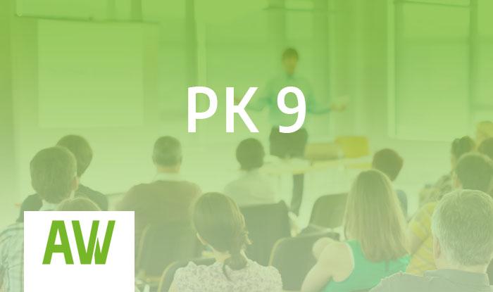 Gefahrgut Personalkategorie PK 9