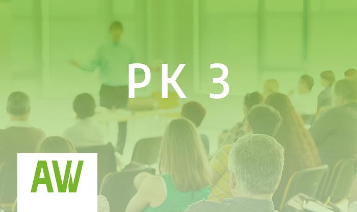 Gefahrgut Personalkategorie PK 3
