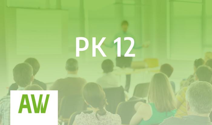 Gefahrgut Personalkategorie PK 12