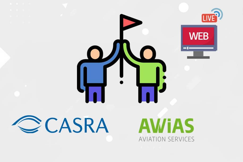 CASRA und AWiAS sind Partner!