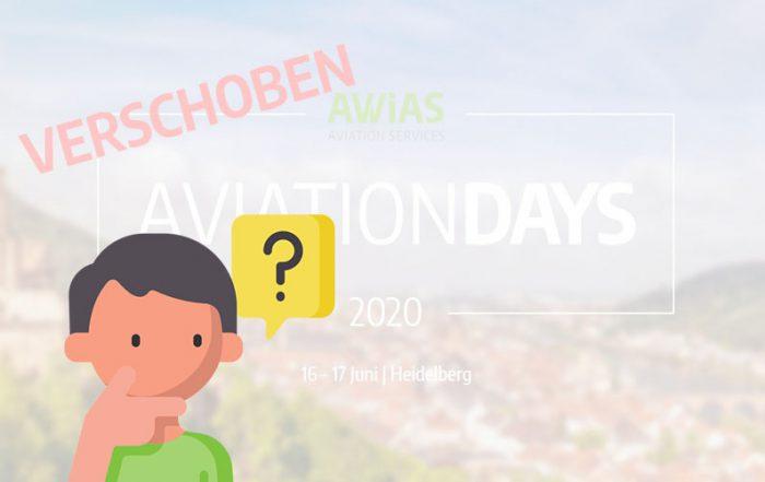 Aviation Days Jetzt sind Sie gefragt