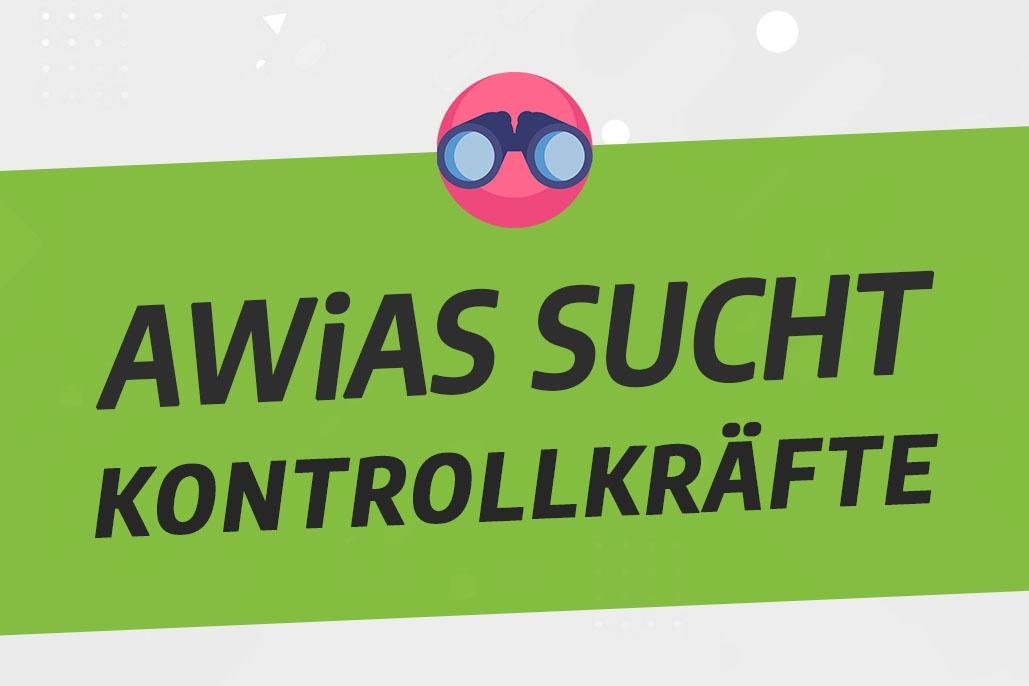 AWiAS sucht Kontrollkräfte für die Luftsicherheit