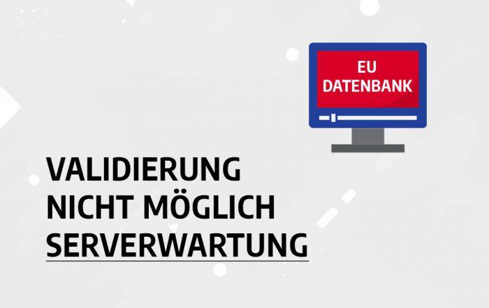 Serverwartung EU Datenbank Sichere Lieferkette