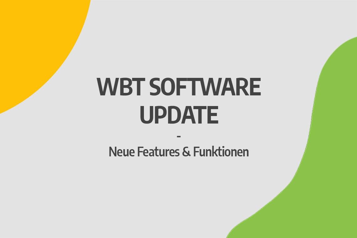 WBT Luftsicherheit Update